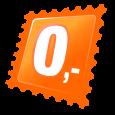 Nagy párna gyerekeknek - Alvó kutya - 70 cm